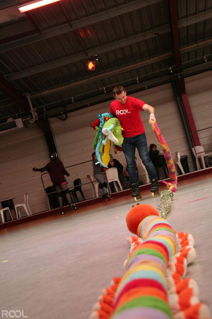 ROOL - Gwennaël Brault - Activité ludique en roller La Rochelle