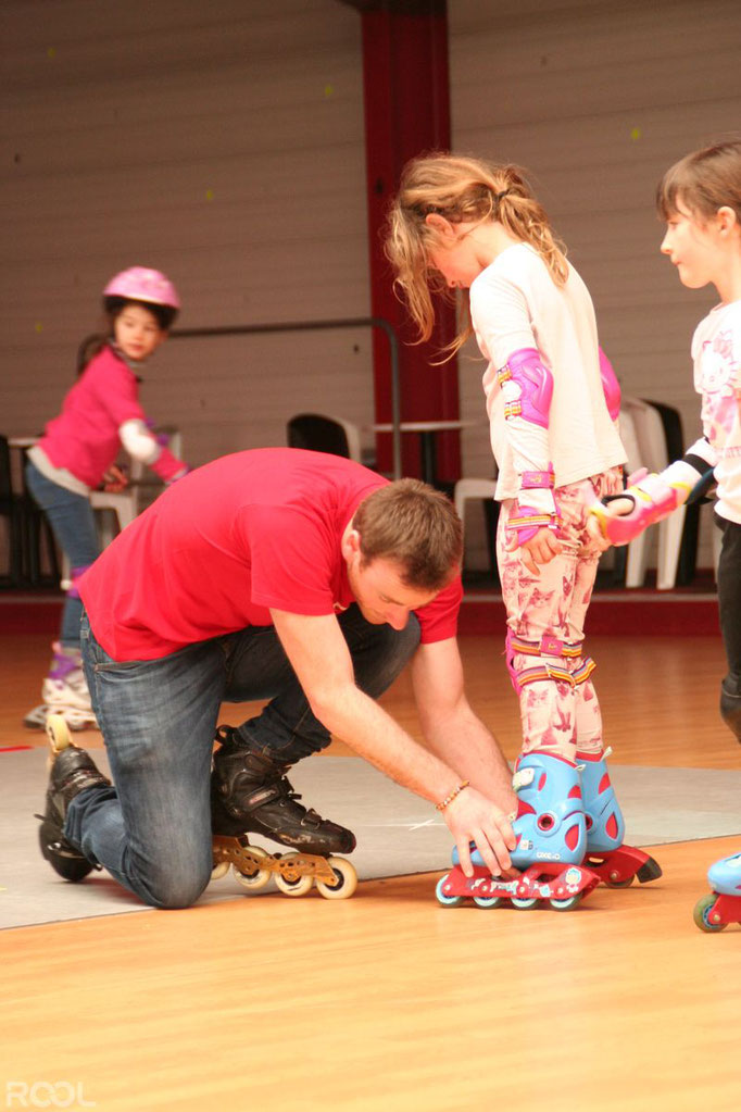 ROOL - Gwennaël Brault - Aide les enfants à s'équiper