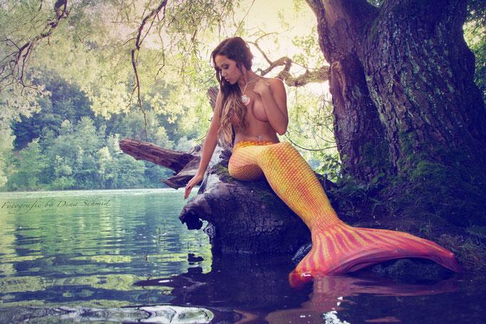 Meerjungfrauenoutfitt von Mir :) bei Interesse einfach melden.