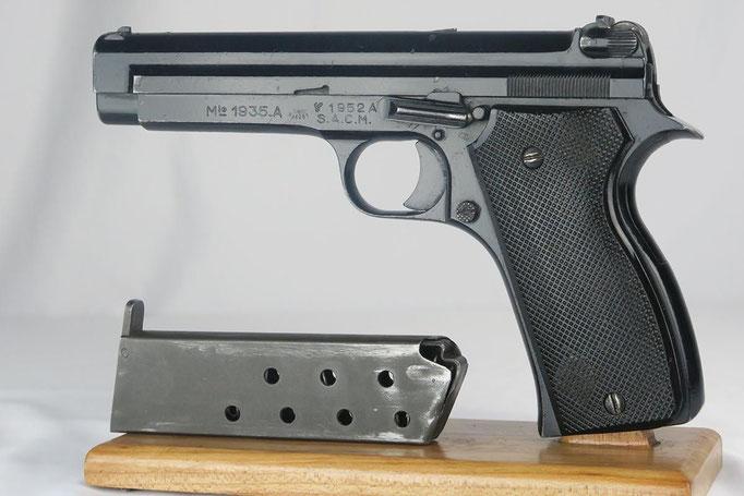 SACM Modèle 1935A