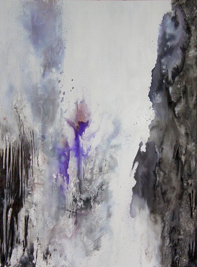 Encre et Pastel -130x97cm-2016