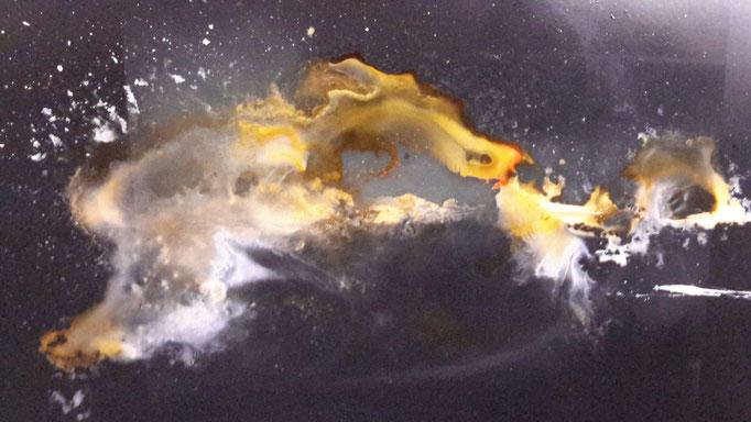 Le dragon de la montagne -