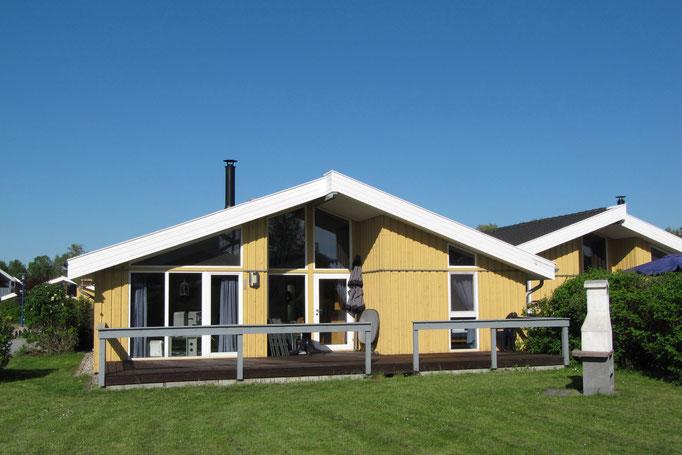Terrassenansicht Haus 53