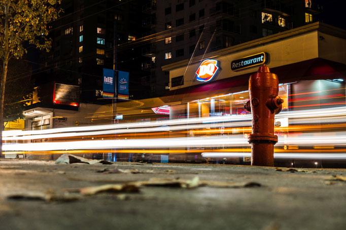 Nachtlichter Vancouver