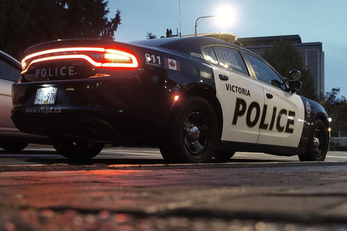 Dodge Charger Policecar