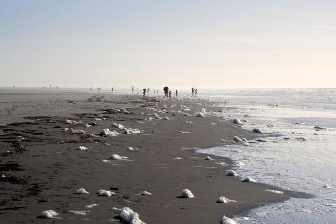 Weite am Strand