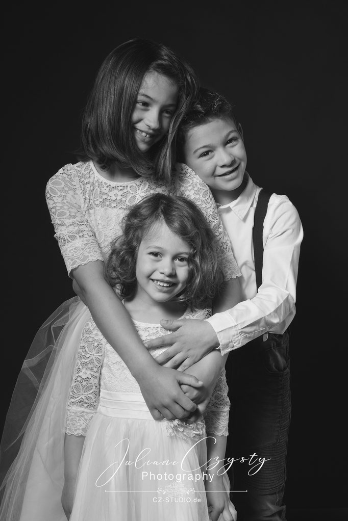 Geschwistershooting - Juliane Czysty, Fotografin bei Visselhövede