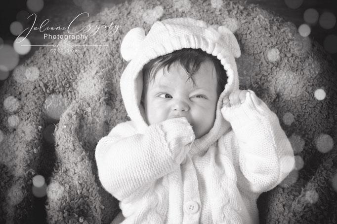 Der kleine Teddy – Baby-Shooting – Juliane Czysty, Fotostudio in Visselhövede