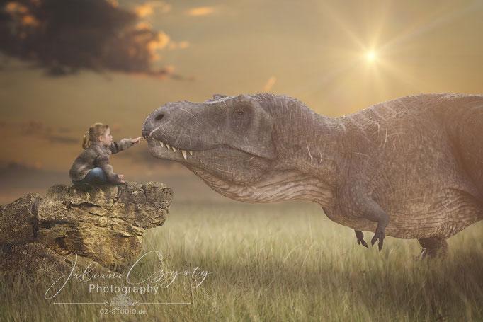 Special Shooting für jeden Dinosaurier Fan
