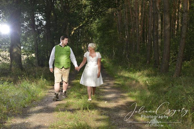 Hochzeits-Shooting – Juliane Czysty, Fotografin in der Nähe von Rotenburg