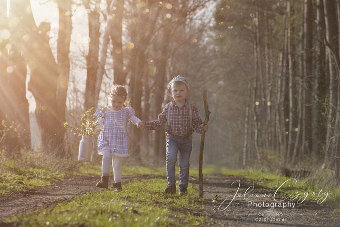 Geschwisterfotos als Geschenk – Juliane Czysty, Fotostudio in Visselhövede