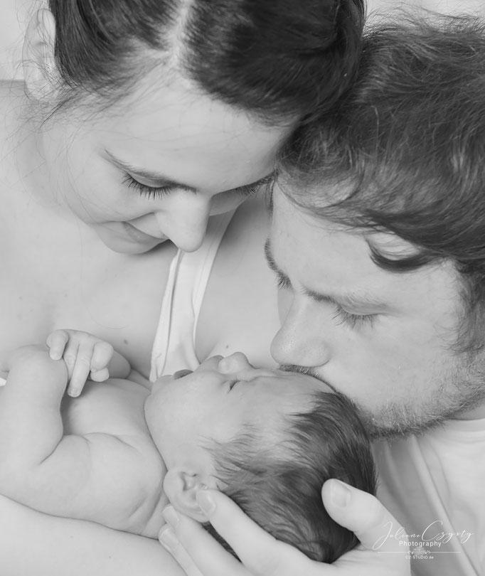 Familienfotos mit Baby – Juliane Czysty, Fotografin in Visselhövede bei Rotenburg