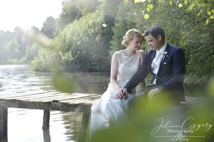 Foto-Shooting zur Hochzeit – Juliane Czysty, Fotografin in der Nähe von Rotenburg