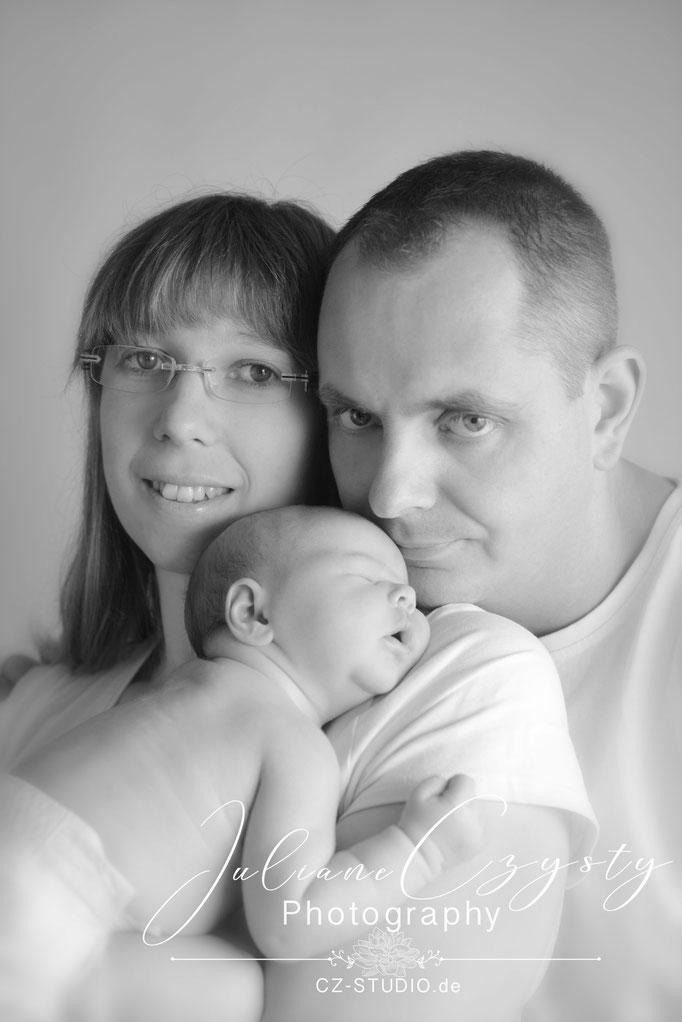 Newbornshooting- Juliane Czysty, Fotostudio zwischen Hamburg und Bremen