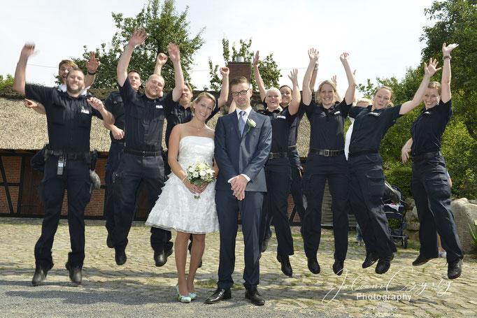Fotos der Hochzeitsgesellschaft – Juliane Czysty, Fotostudio in Visselhövede