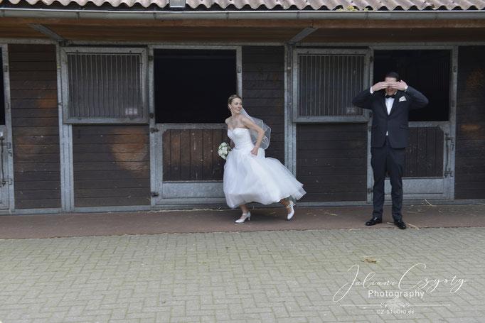 Besondere Hochzeitsfotos - Juliane Czysty, Fotostudio bei Visselhövede