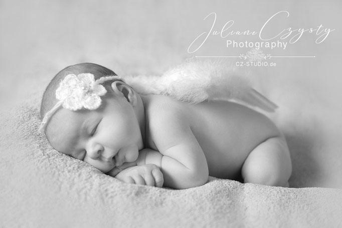 Newborn Fotografie - Juliane Czysty, Fotostudio für Neugeborenen Fotografie