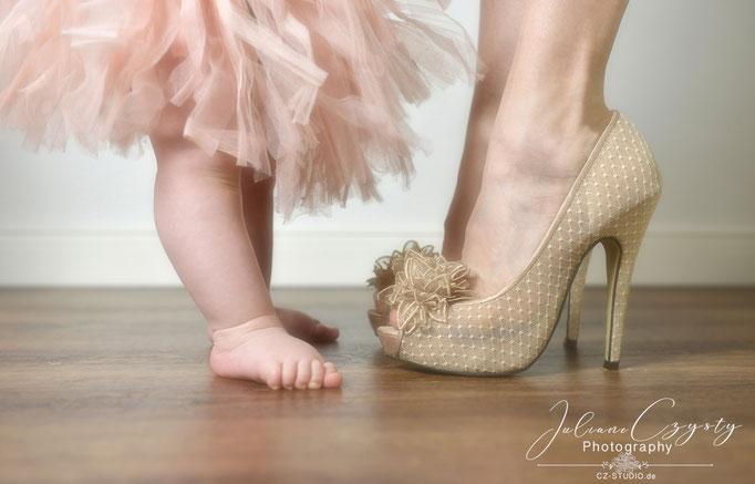 Foto-Shooting mit Mama – Juliane Czysty, Fotografin in Visselhövede