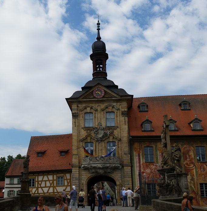 Stadttor am alten Rathaus