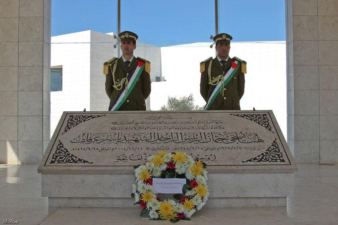 Grab Arafat - Ramallah