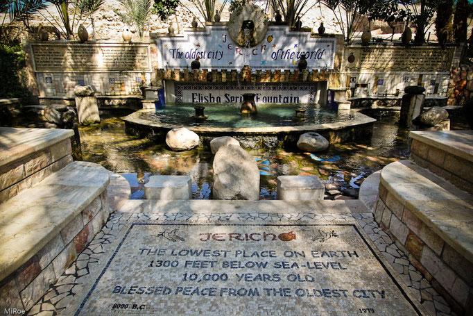 Älteste Stadt der Welt - Jericho
