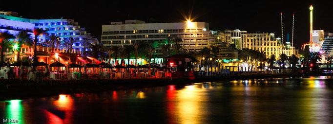 Letzter Abend Eilat