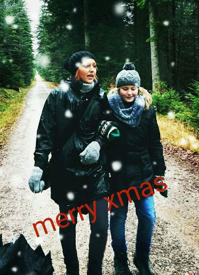Eigentlich wollten wir im Schnee laufen....eigentlich!