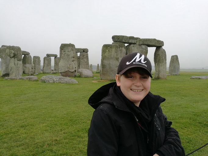 Stonehenge zum anfassen