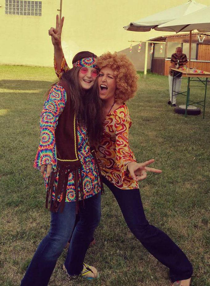 Wenn Hippie, dann happy!