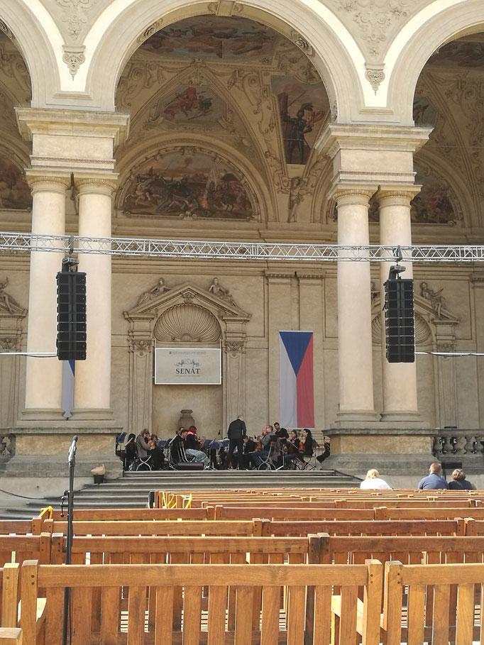 Konzert im Palais Waldstein