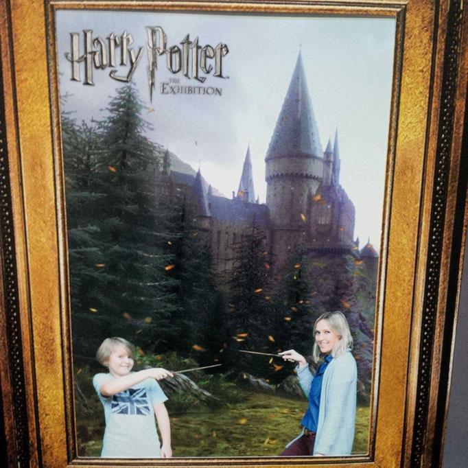 Harry Potter muss eben auch sein...