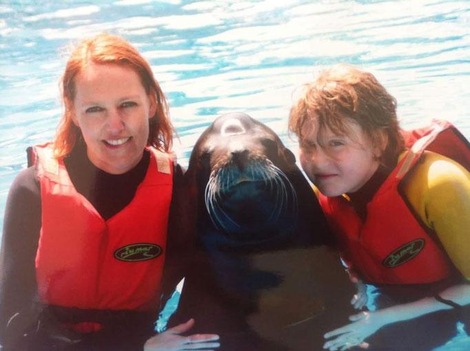 Seehundliebe auf Lanzarote