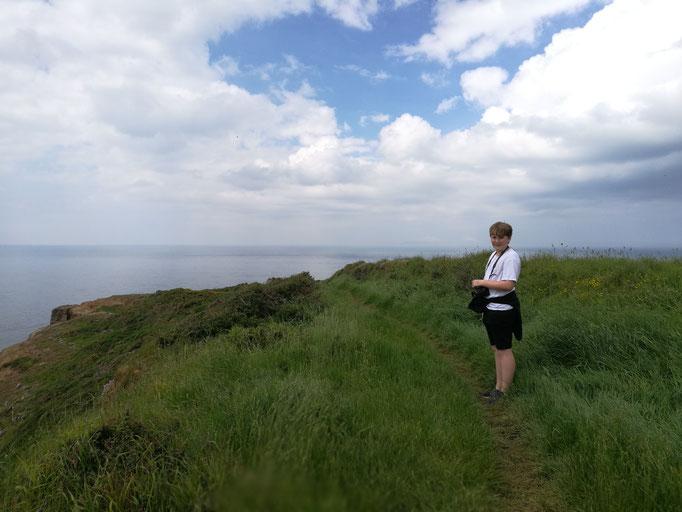 Hartland Point Küstenweg