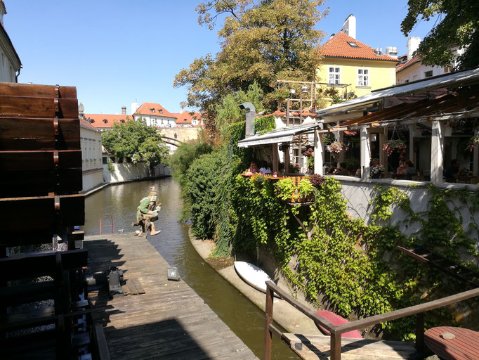 Mein Lieblingsplatz in Prag!