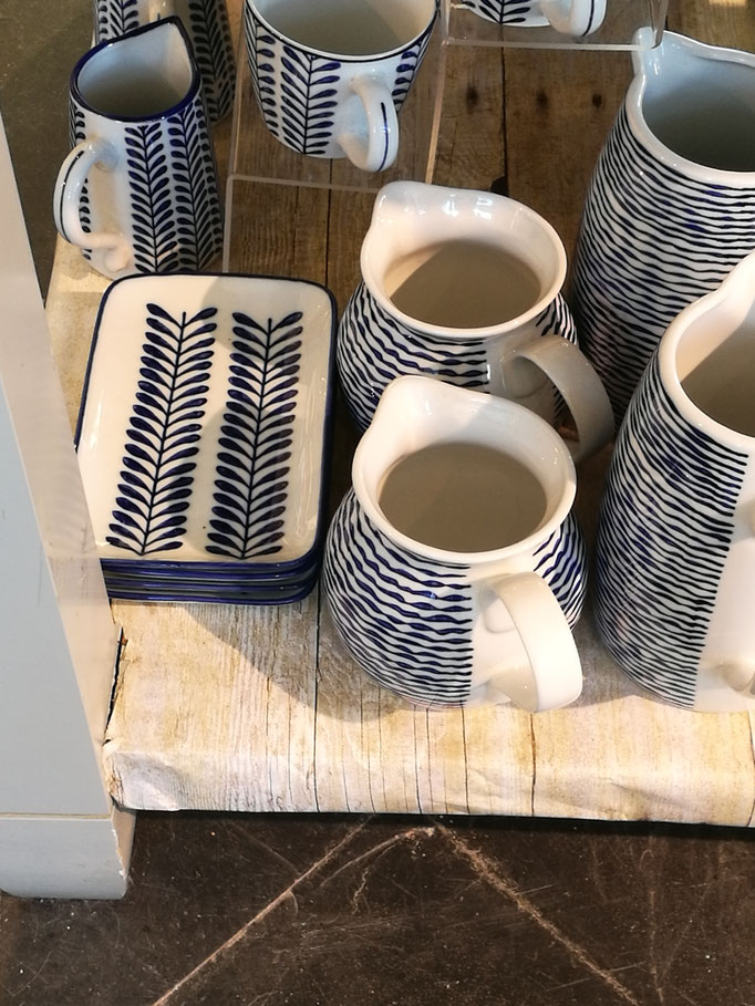 Pottery im Shop