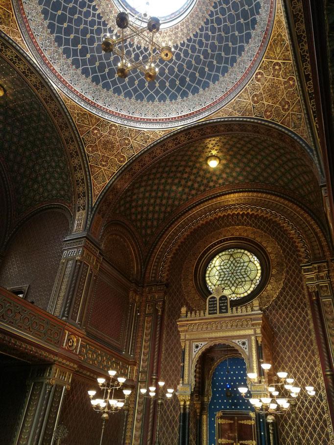 Spanische Synagog