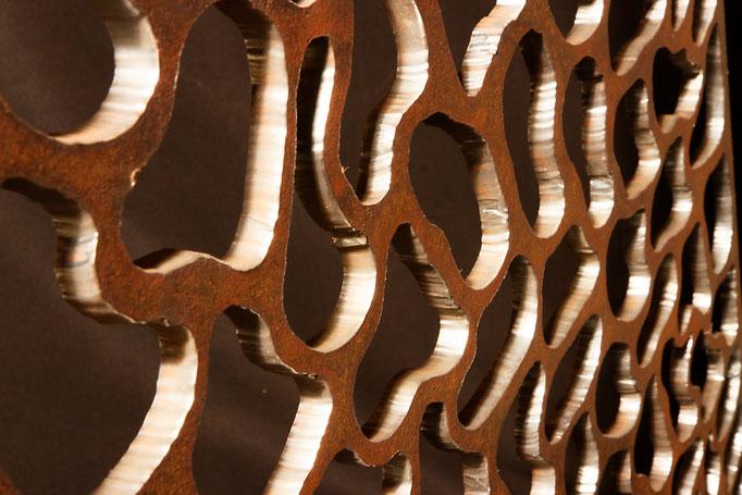 Claustra H 110 cm x L 84 cm © Michel LAURENT (MichL)