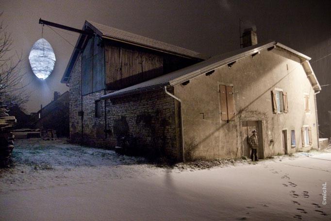 Mon lieux de vie et de travail en hiver...    © Michel LAURENT (MichL)