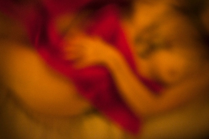© F.G Alonso | Serie foulard rouge