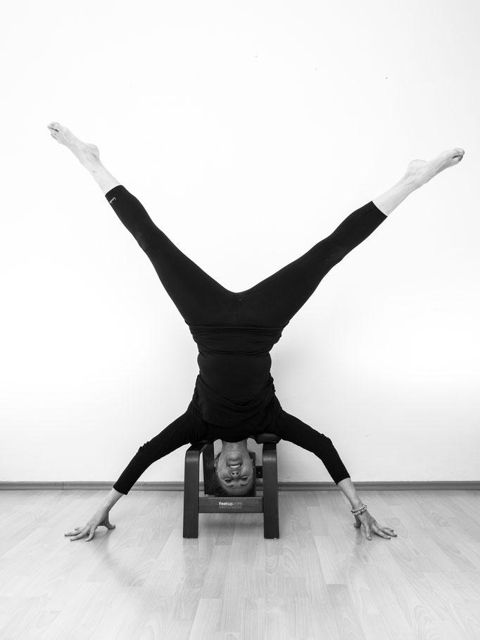 Feetup YOGA - probiere und erlebe dich neu bei ProMentalis, Garding