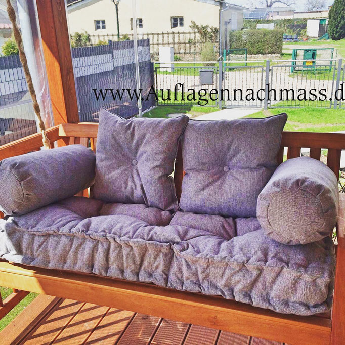 sitzauflagen sitzpolster outdoorkissen outdoorpolster handmade cushions auflagen nach ma. Black Bedroom Furniture Sets. Home Design Ideas