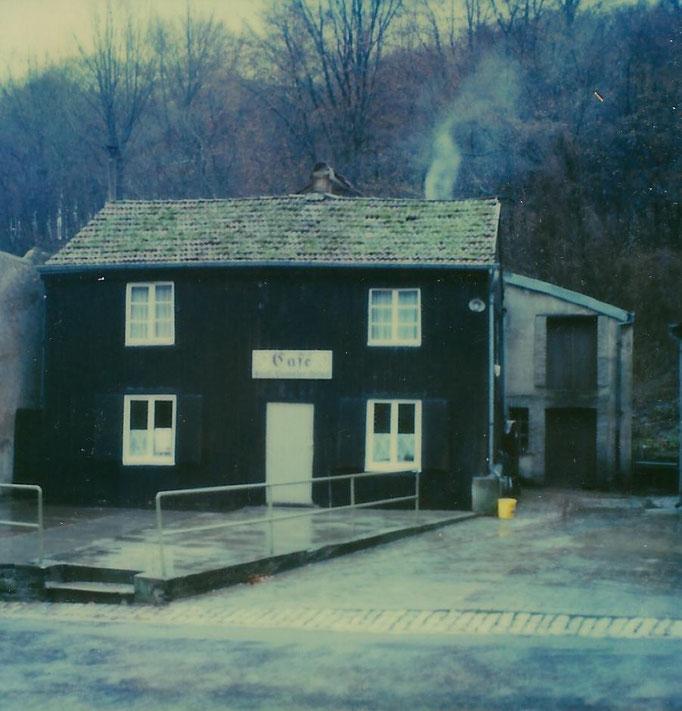 Haus mit Stallanbau