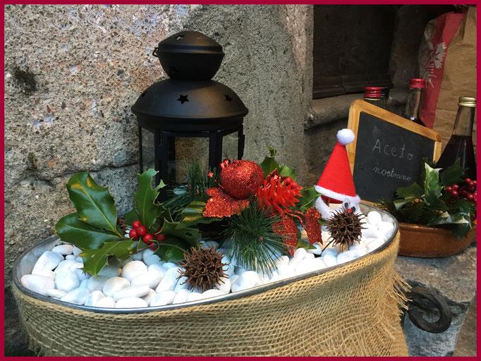 Decorazione natalizia Mercatino natalizio Curio