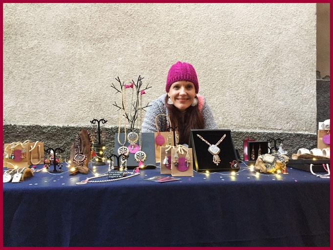 Triulala am Weihnachtsmarkt von Curio