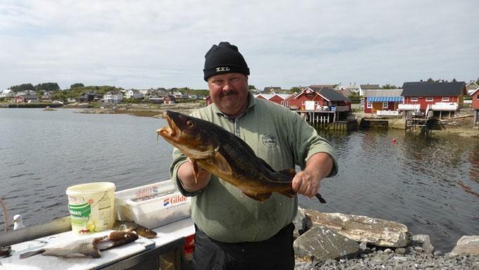 Angler in Bud