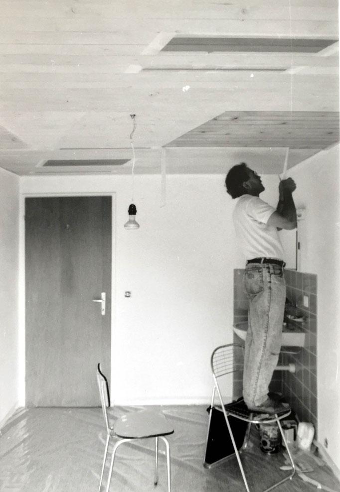 Trin Digg GR, Innenräume, 1990/2001