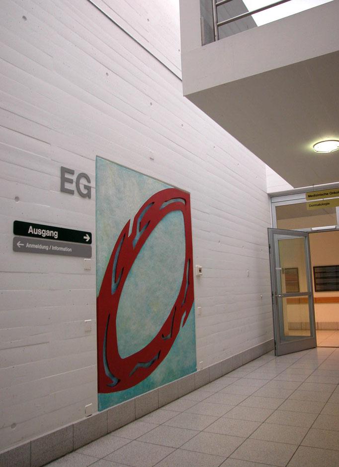 Radio Onkologie Kantonsspital Luzern, 1992