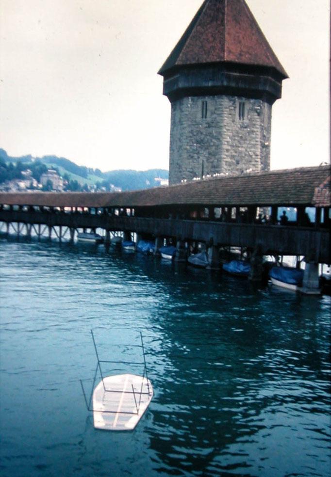 Stadtkunst, Skulpturen Luzern 1988