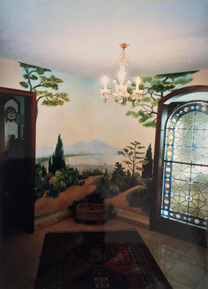 Haus Achermann, Hermitage, 2000