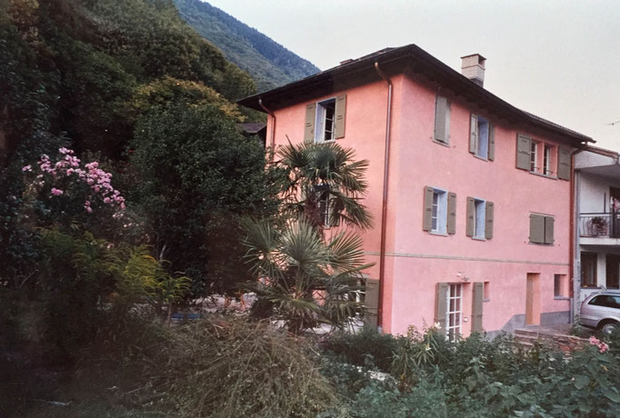 Monticello, Casa Sora, Fassade, 2000